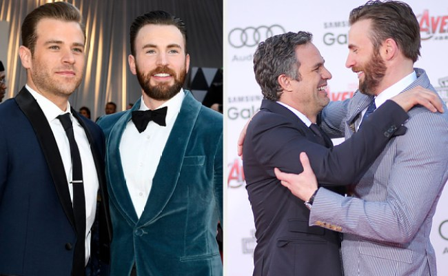 Chris Evans Had The Best Response After He Accidentally