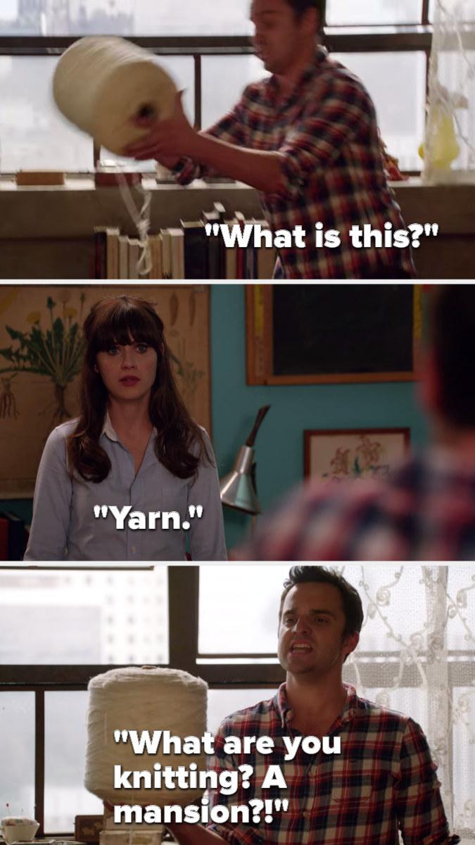 New Girl Meme : Hilarious, Girl