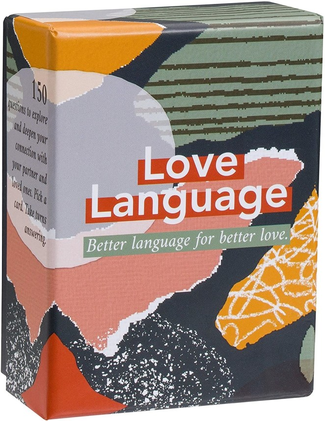 Love Language packaging