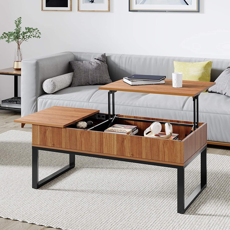 pieces of furniture with hidden storage