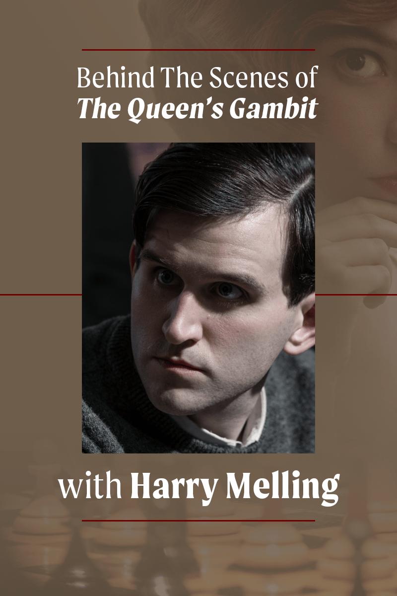 Does Light Level Matter In Gambit : light, level, matter, gambit, Queen's, Gambit, Harry, Melling, Interview