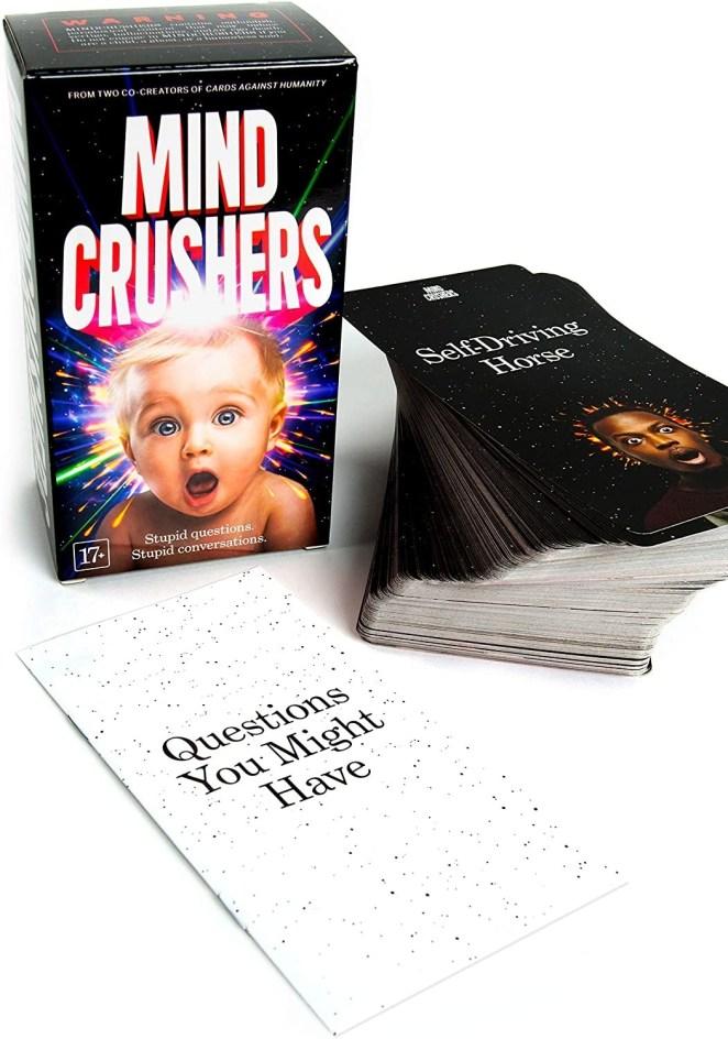 the mind crushers game