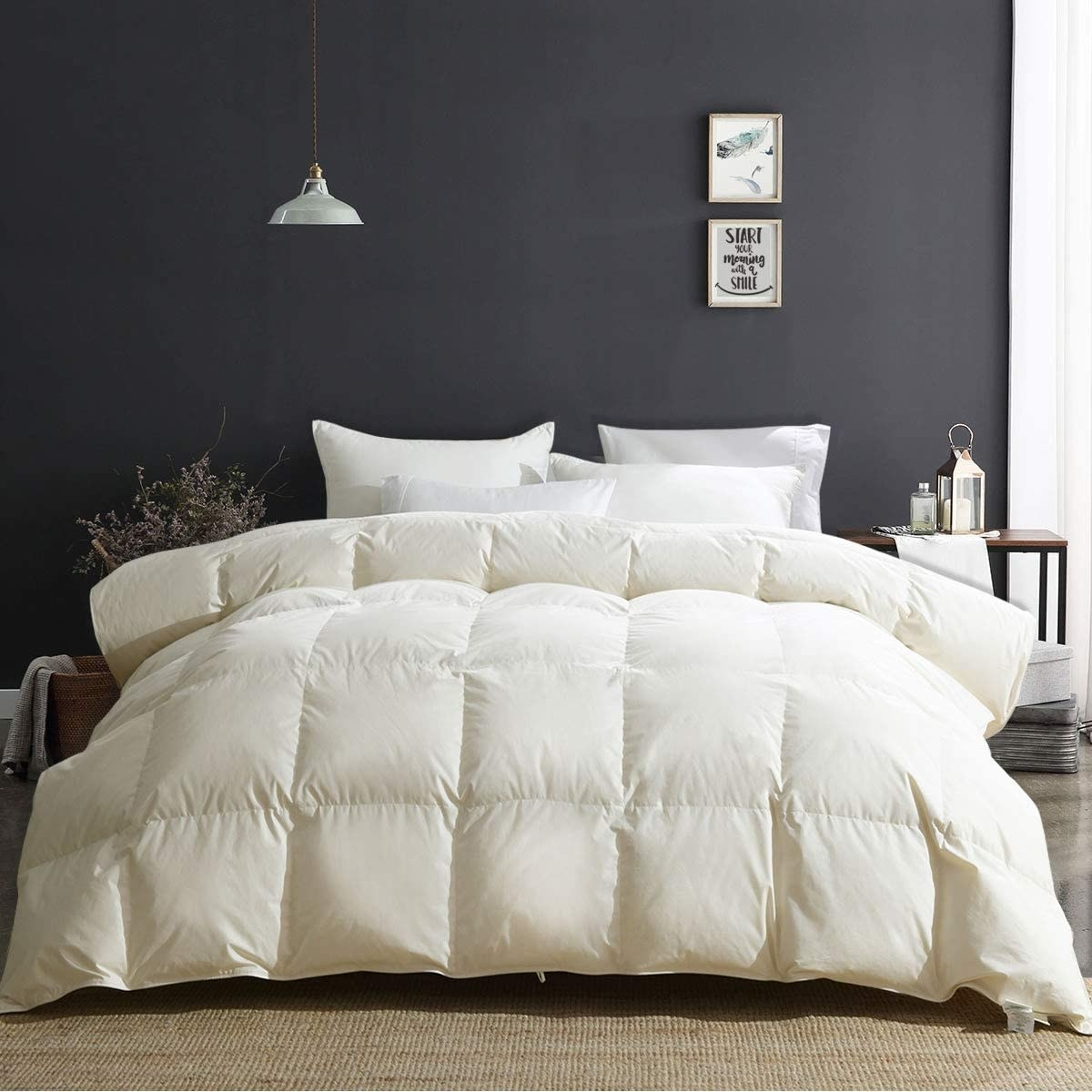 the coziest and softest comforters that