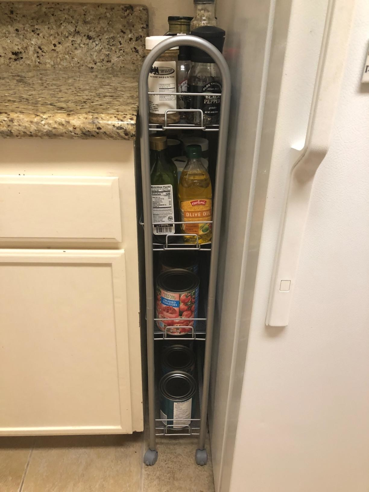 maximize space in your small kitchen