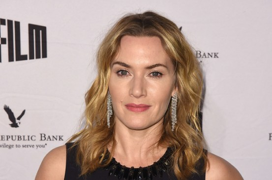 Kate Winslet about how her daughter is also an actor