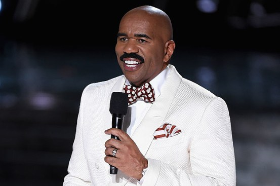 Steve Harvey on his mistake in the 2015 Miss Universe pageant