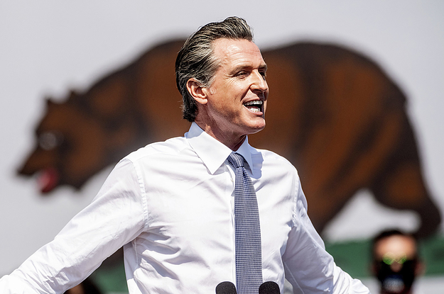Live Results: The California Recall Election
