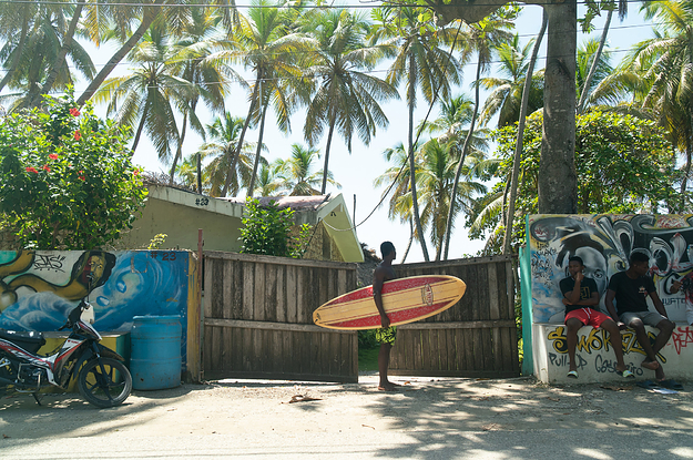 This Haitian Town Hopes To Become A Surfing Destination