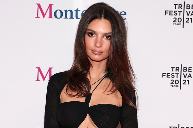 Emily Ratajkowski Spoke Out About Robin Thicke Allegations