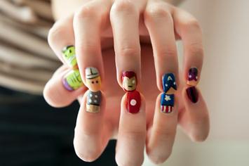 Nail Art At Home For Short Nails Dailymotion Ideas