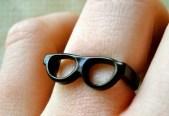 Tiny Nerd Glasses
