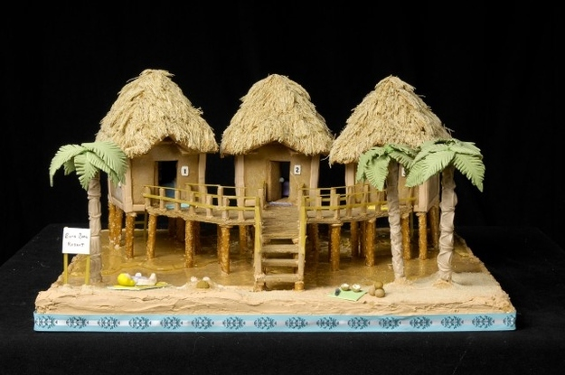 Unique Gingerbread House Theme Ideas House And Home Design