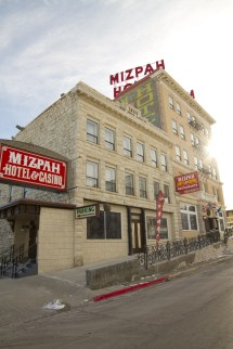 Ghosts Of Haunted Mizpah Hotel In 14
