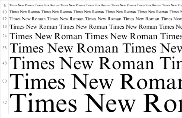 And if you're not dyslexic, Times New Roman is the fastest font to read.