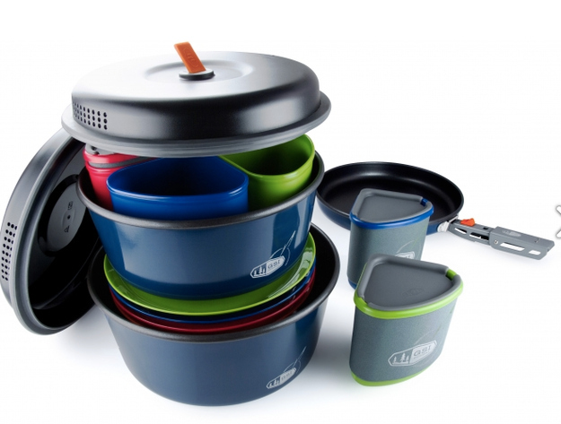 Stackable Eating Set
