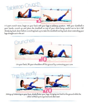 These 27 Workout Diagrams Are All You Need To Get In Shape