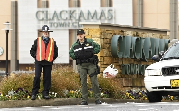 The Clackamas Town Center shooting