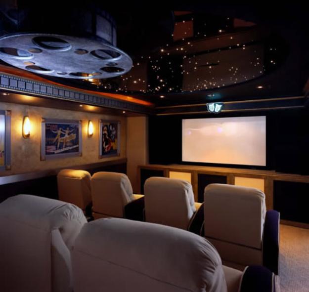 Home Theater Loft