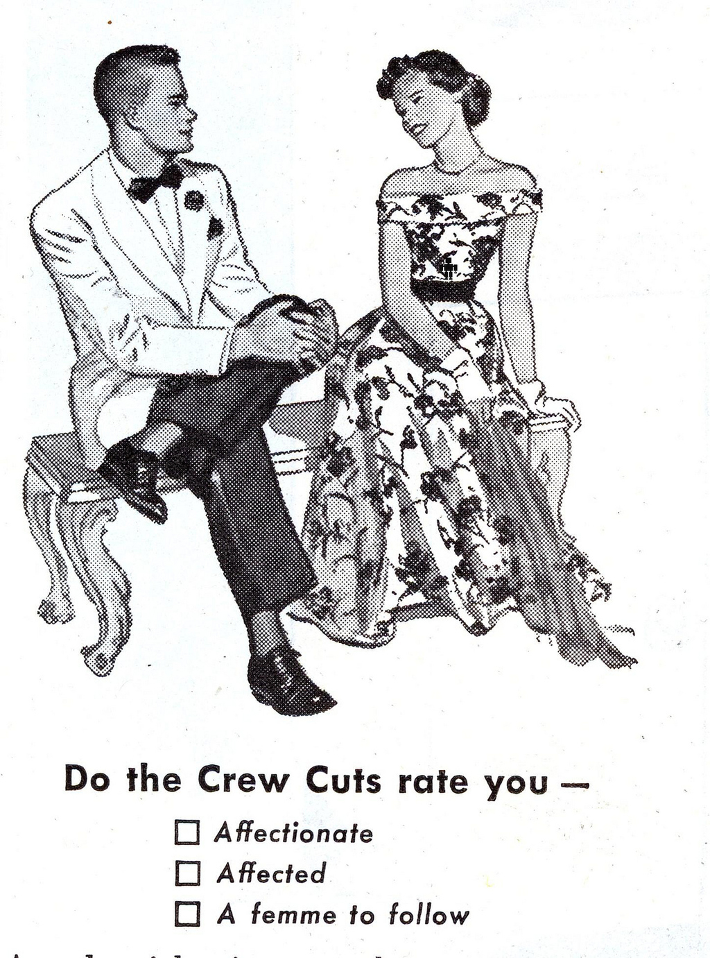 Teen Girl Dating Advice From The 1950s