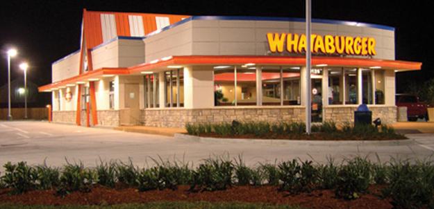 Fast Food Restaurants Ranked