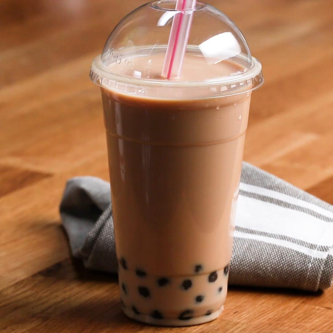 taiwanese bubble tea recipe