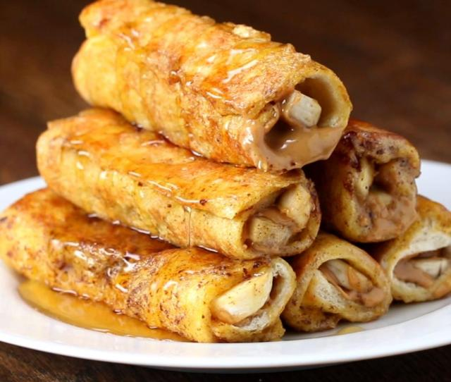 By Hannah Williams  E  A From The Video French Toast Roll Ups  Ways