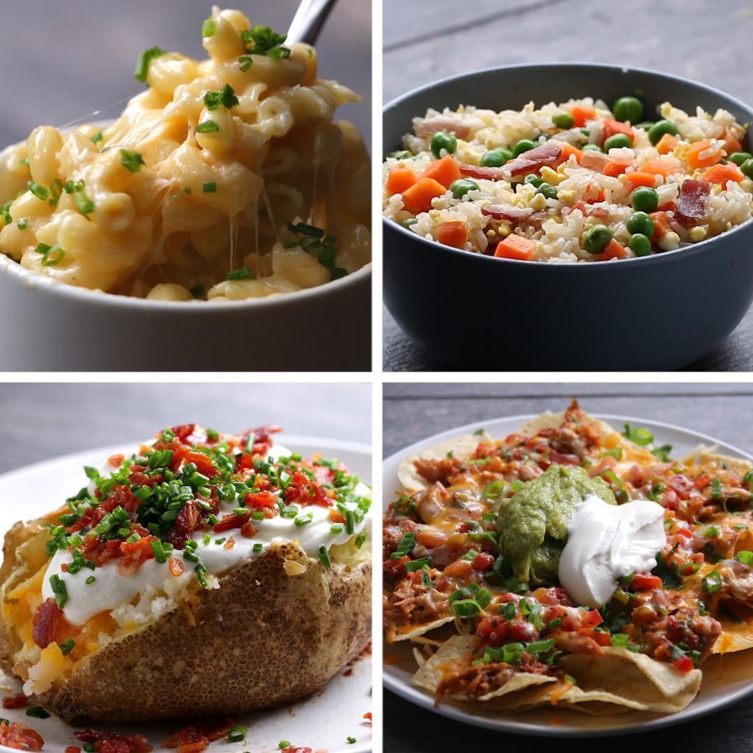 7 dorm friendly microwave meals recipes