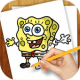 Learn To Draw Bob Sea Spunge for PC