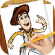 Drawing Lessons Toy Story for PC