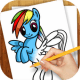 Learn to Draw Little Pony for PC