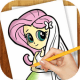 Learn to Draw Equestria Girls for PC
