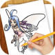 Drawing Lessons Fairies for PC