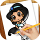 Drawing Lessons Chibi Anime for PC