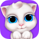 Kitty Mommy Angel's New Baby for PC