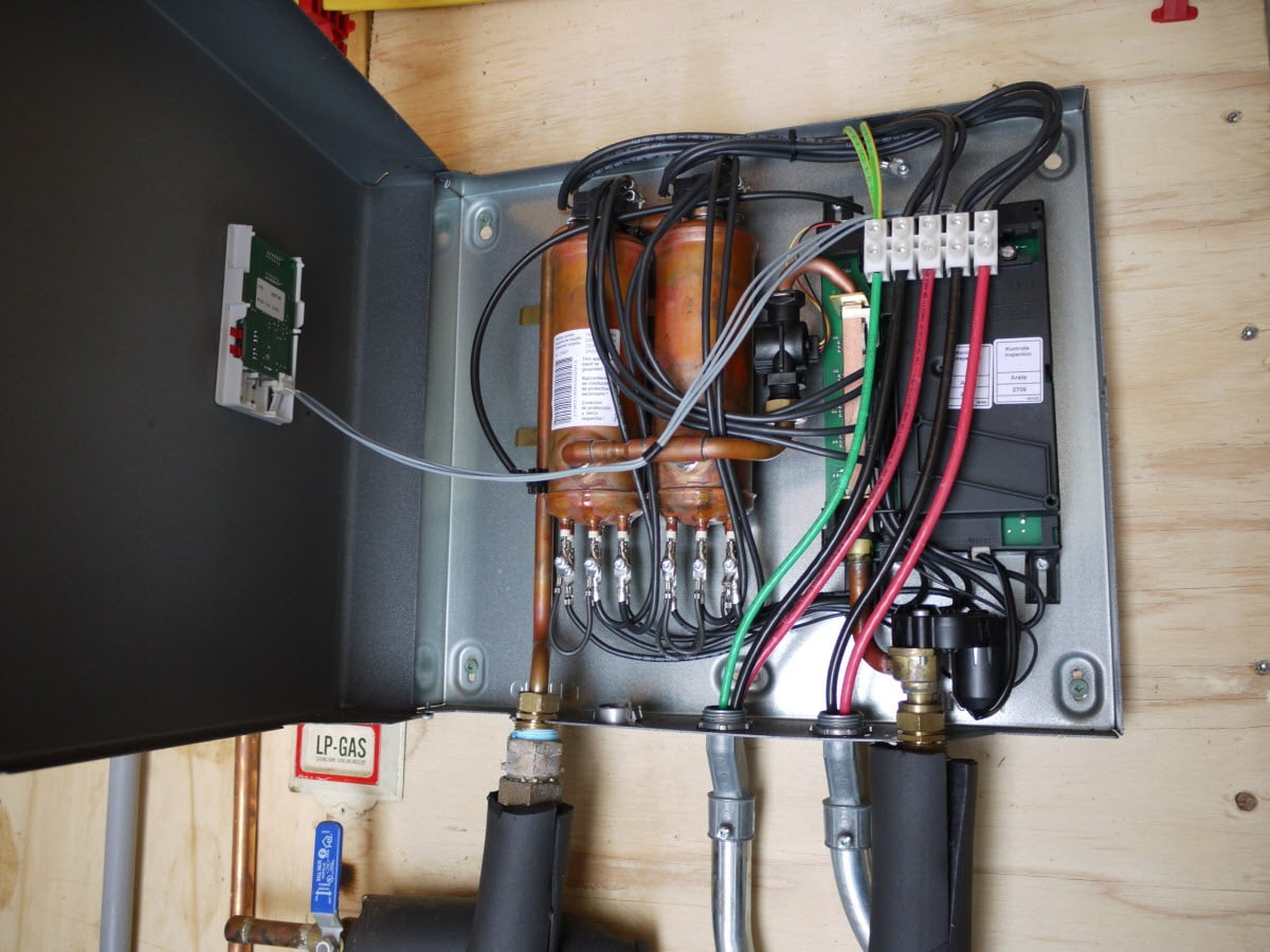 Tankless Water Heater Documents On Wiring Water Heater To Breaker Box