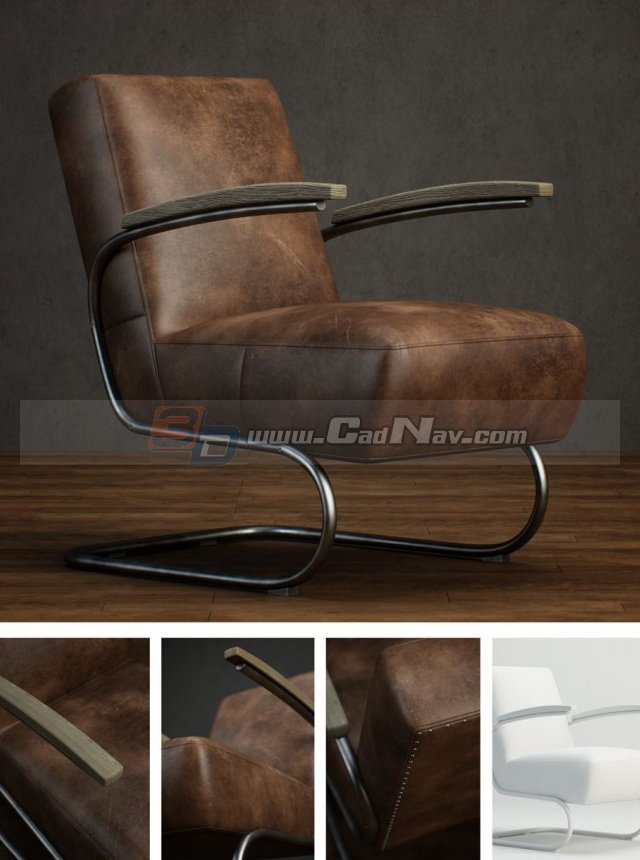 3d massage chair ashley furniture swivel leather cantilever for living room model 3dmax files free download - modeling 3376 on ...