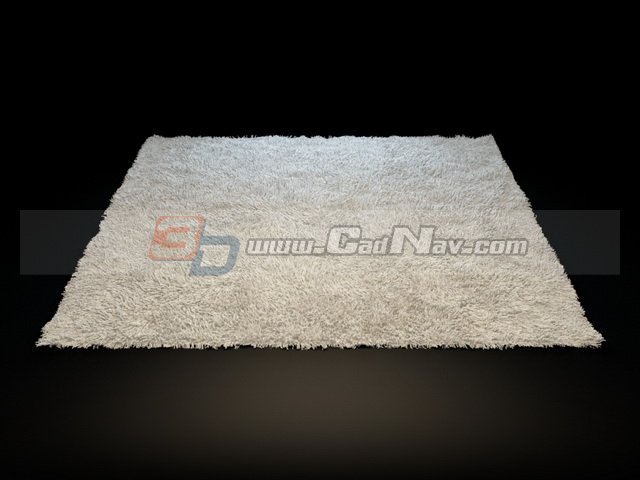 Small Bathroom Rug 3d Model 3dsMax Files Free Download