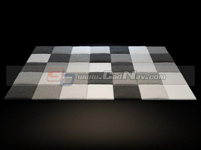 industrial kitchen faucet science bath mats rug 3d model 3dsmax files free download ...