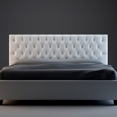 Chesterfield Sofa Bed Queen Sleeper Leather 3d Model 3dsmax,3ds Files Free Download ...