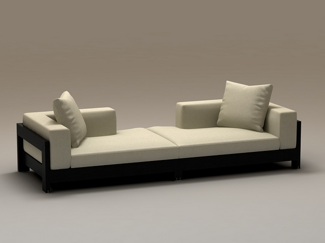 sitting sofa designs the factory outlet 2 piece sectional couch 3d model 3dsmax files free ...