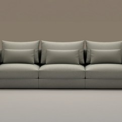 Small Living Room With Sectional Couch Interior Design For Apartment Rooms Three Seats Cushion 3d Model 3dsmax Files Free ...