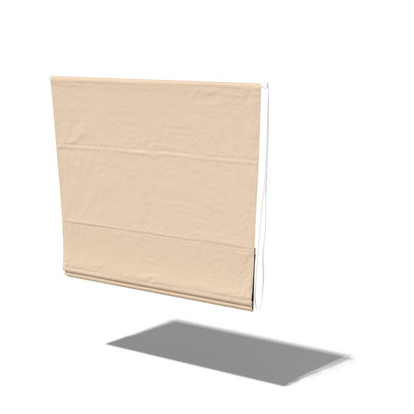 Drop Down Decorating Curtain 3d Model 3dsMax 3ds Files Free