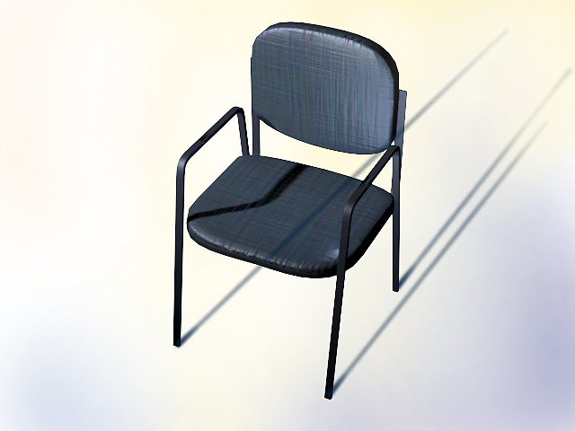 office chairs without wheels and arms chair covers next no 3d model 3dsmax,autocad files free download - modeling 17575 on cadnav