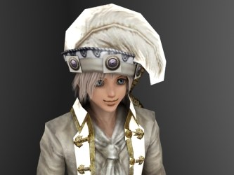 prince medieval handsome 3d cartoon hair cadnav