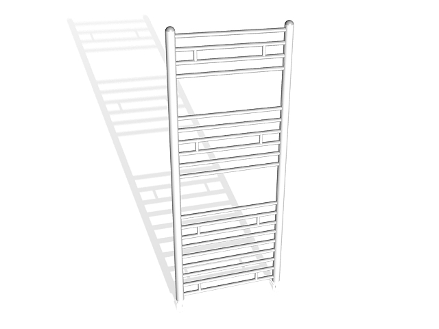 Hot water radiator 3d model 3ds max files free download