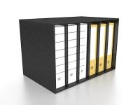 Desktop folder holders 3d model 3ds max files free ...