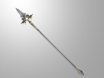 spear medieval 3d cadnav modeling max models