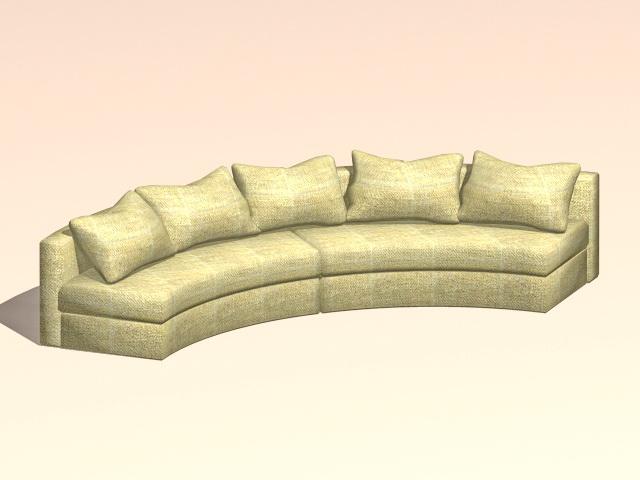Sofa 3d Cadnav