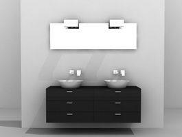 revolving chair for salon la z boy office 2 furniture 3d models design,home furnishings free download - cadnav.com