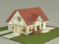 Free Scale Model House Plans